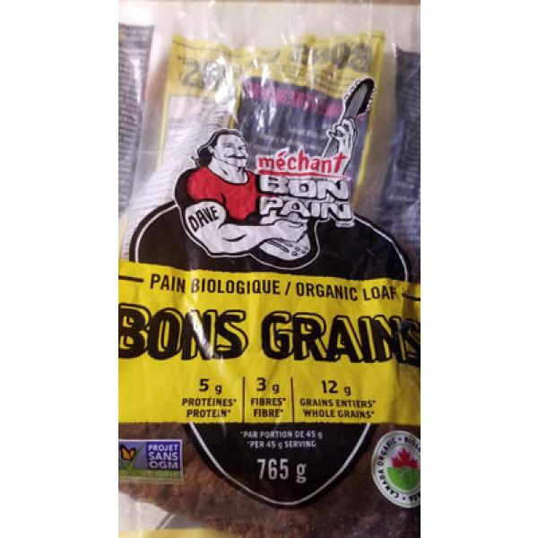 Organic Good Seed Bread