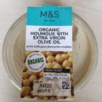 Organic Houmous with Extra Virgin Olive Oil