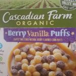 Organic Lightly Sweetened Yellow Corn Puffs Cereals