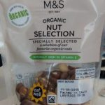 Organic Nut Selection