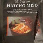 Organic unpasteurized hatcho miso