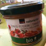Pâte à tartiner tomate-poivron
