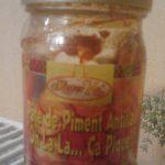Pâte De Piment Antillais 120G oh la la ca pique!!!
