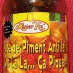 Pâte de piment Antillais - ho la la... ça pique