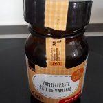 Pâte de vanille