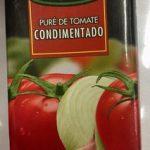 PURE DE TOMATE CONDIMENTADO