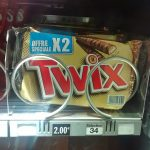 Pack de 2 Twix