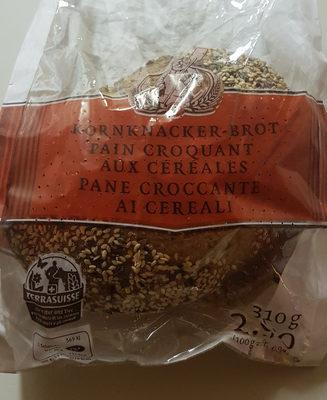Pain casse grains