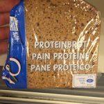 Pain protéine
