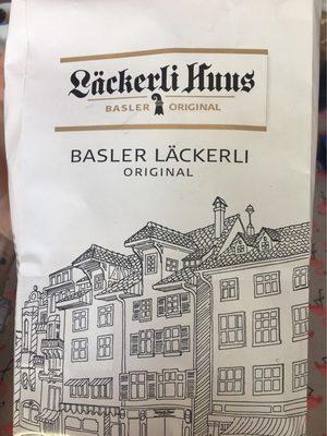 Pains d'épice Laeckerli Huus de Bâle