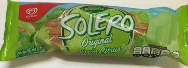 Paleta Solero Original Holanda