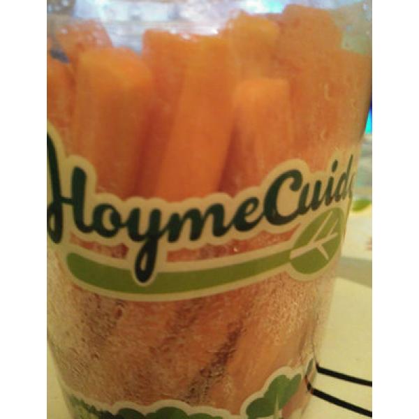 Palitos de Zanahoria