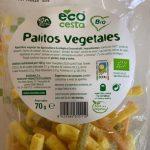 Palitos vegetales eco bii