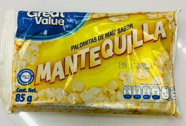 Palomitas de Maíz sabor Mantequilla