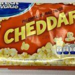 Palomitas sabor Cheddar