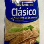 Pan Molido Clásico