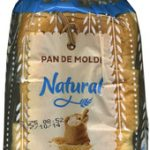 Pan de molde Natural