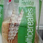 Pan de molde multicereales Auchan