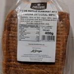 Pan de mottle elaborat amb Farina integral 98%