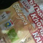 Pan rústico de trigo khorasan kamut