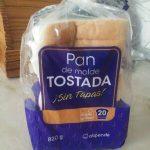 Pan tostada