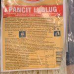 Pancit luglug noodles