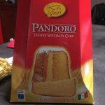 Pandoro - Italian Speciality Cake