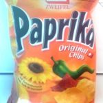Paprika original chips