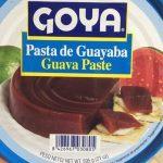Pasta de Guayaba