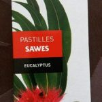 Pastilles eucalyptus