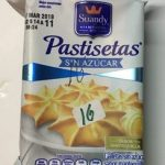 Pastisetas sin azúcar Suandy
