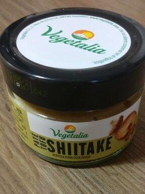 Paté de shiitake