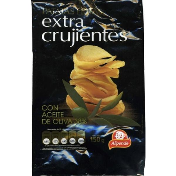 Patatas Fritas Extracrujientes