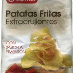 Patatas Fritas Extracrujientes con sabor a pimentón