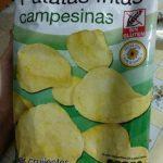 Patatas fritas campesinas