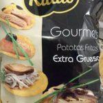 Patatas fritas extra gruesas