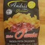 Patatas fritas sabor Jamon