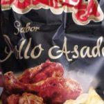 Patatas fritas sabor pollo asado