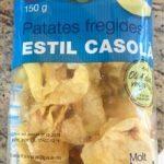 Patates fregides estil casolà