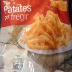 Patates per fregir