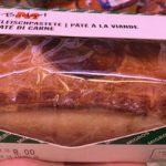 Pate a la viande