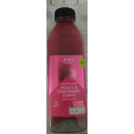 Peach and cranberry Cosmo juice drink