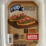 Pechuga de Pollo Adobo Mexicano FUD