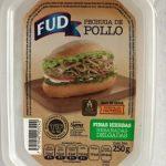 Pechuga de pollo con finas hierbas FUD