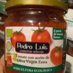 Pedro Luis. Tomate con aceite de oliva virgen extra