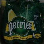 Perrier Saveur citron