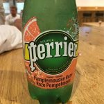 Perrier pamplemouse rose