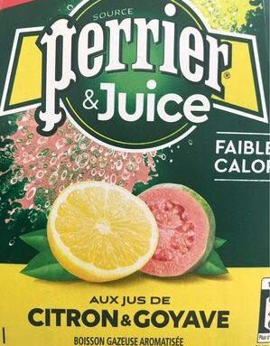 Perrier&juice