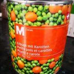 Petit pois et carottes