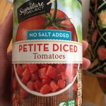 Petite Diced Tomatoes